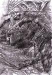 Fingon battles Gothmog