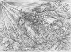 Glorfindel by lomehir