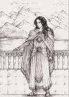 Maeglin The Traidor by lomehir