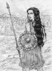 Haleth by lomehir