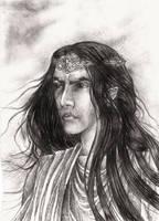 Feanor Spirit of fire by lomehir