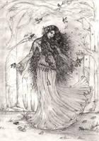 Melian the maia by lomehir