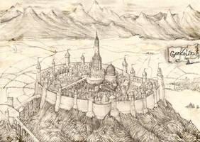 Gondolin by lomehir