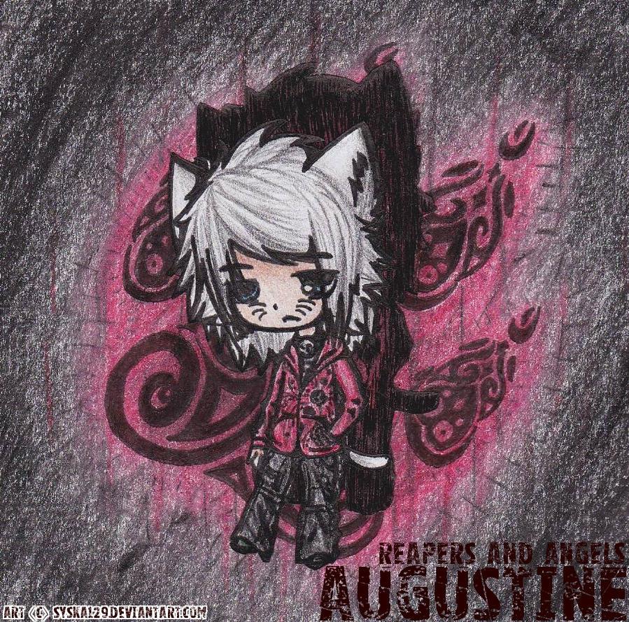 Augustine by Syska129