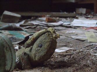 Ukraine 2012 - Chernobyl/Pripyat #2 by PhanThom-art