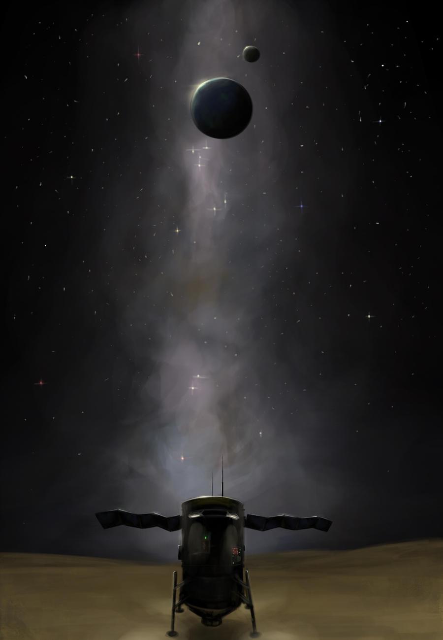 Kerbal Space Program by PhanThom-art on deviantART