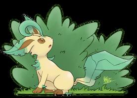 Day #10: A Fox in The Shrub by Idariatti
