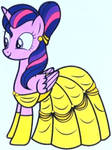 the princess of magic and friendship