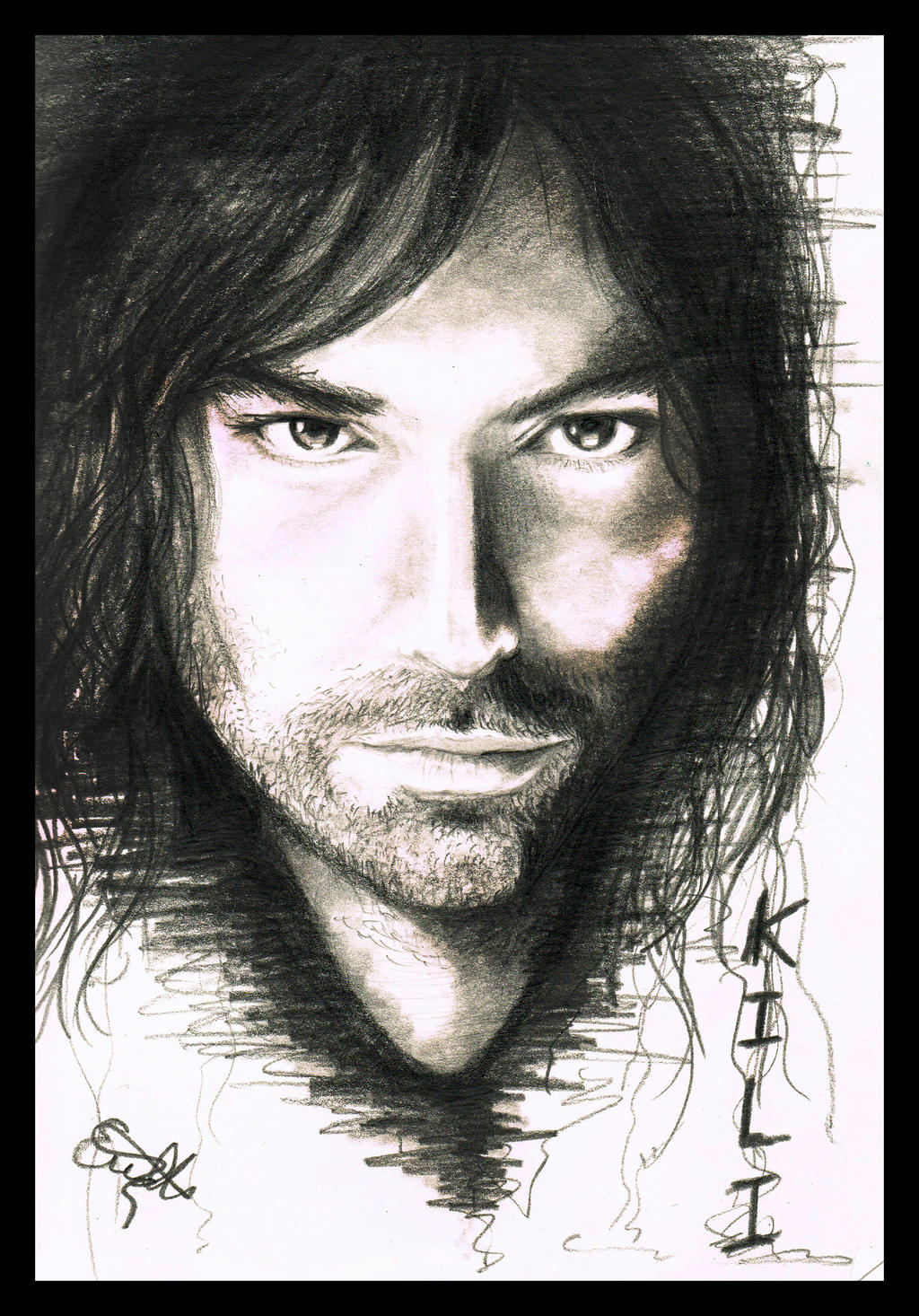 Kili - Aidan Turner by chocopeanutt
