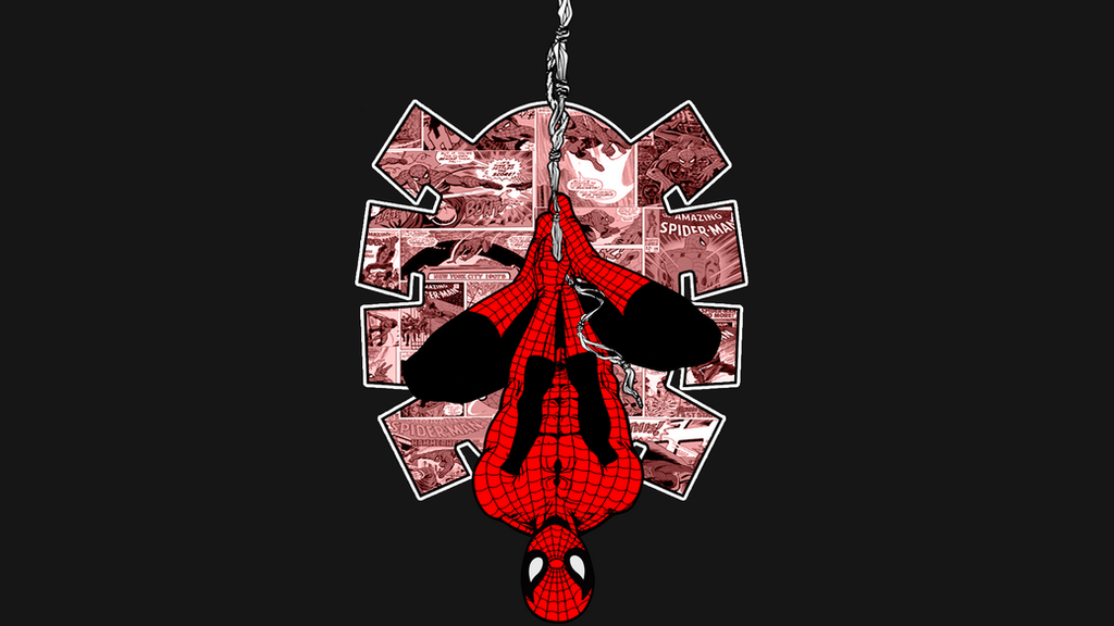 Classic Superior Spiderman Wallpaper (1920x1080) by iice-cream-mane
