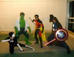 odd avengers