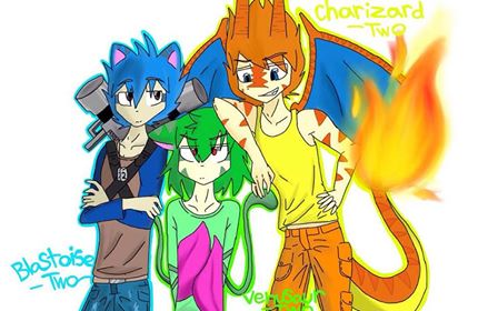 The Squad by zoozybeencloned