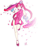 Collab: Nene by AnimeMistress666