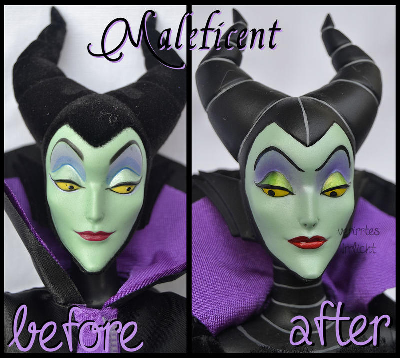 repainted maleficent and prince - photo #14