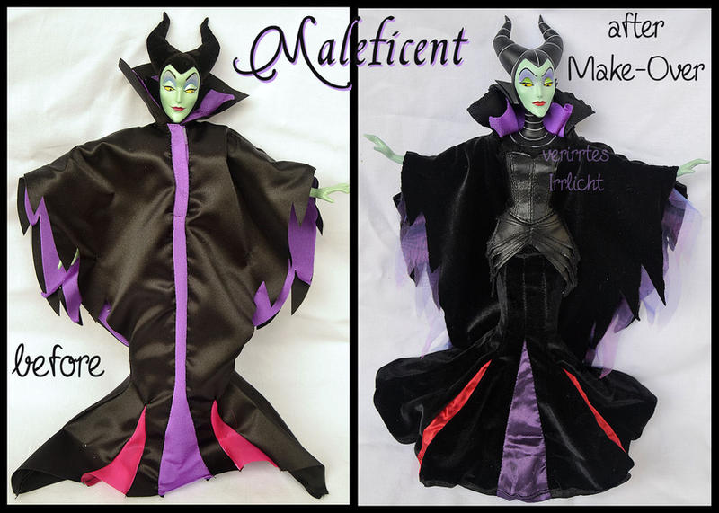 repainted maleficent and prince - photo #34