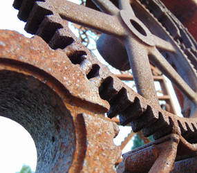Gorgeous Gears 1 by originalwillow