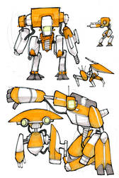 Messin' with Mechs