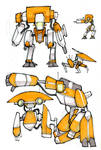 Messin' with Mechs by RandomCushing