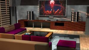 3D room 6