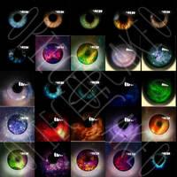 FeralHeart Eye Pack by Jadeycake