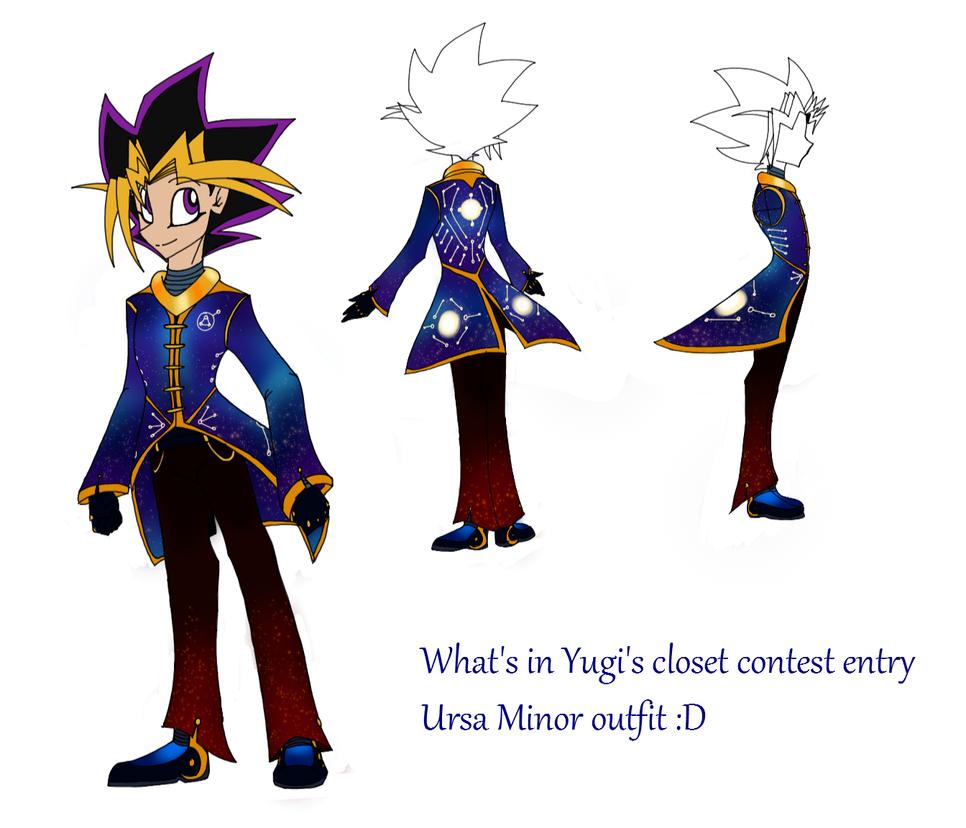 WIYC Entry Ursa Minor Outfit by CoffeeAddictedDragon