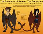 Creatures of Amenz: GARGOYLES
