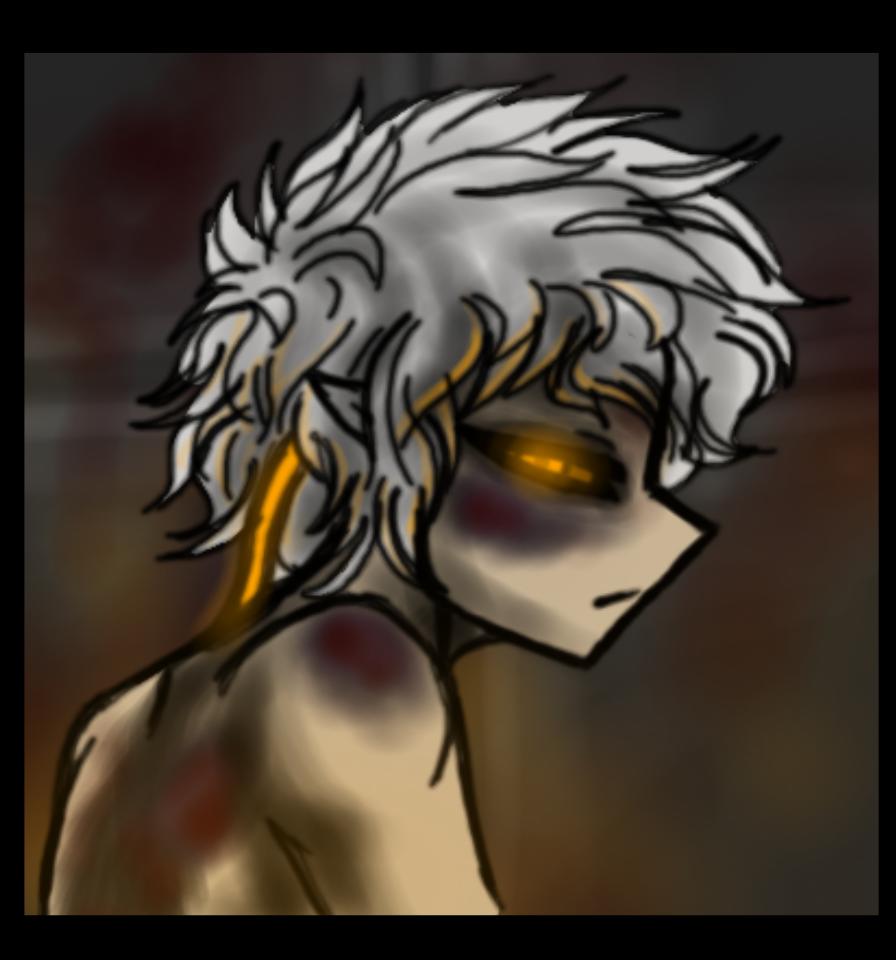 GORETOBER: Bruised by CoffeeAddictedDragon