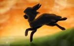 Run by the Sun by CoffeeAddictedDragon