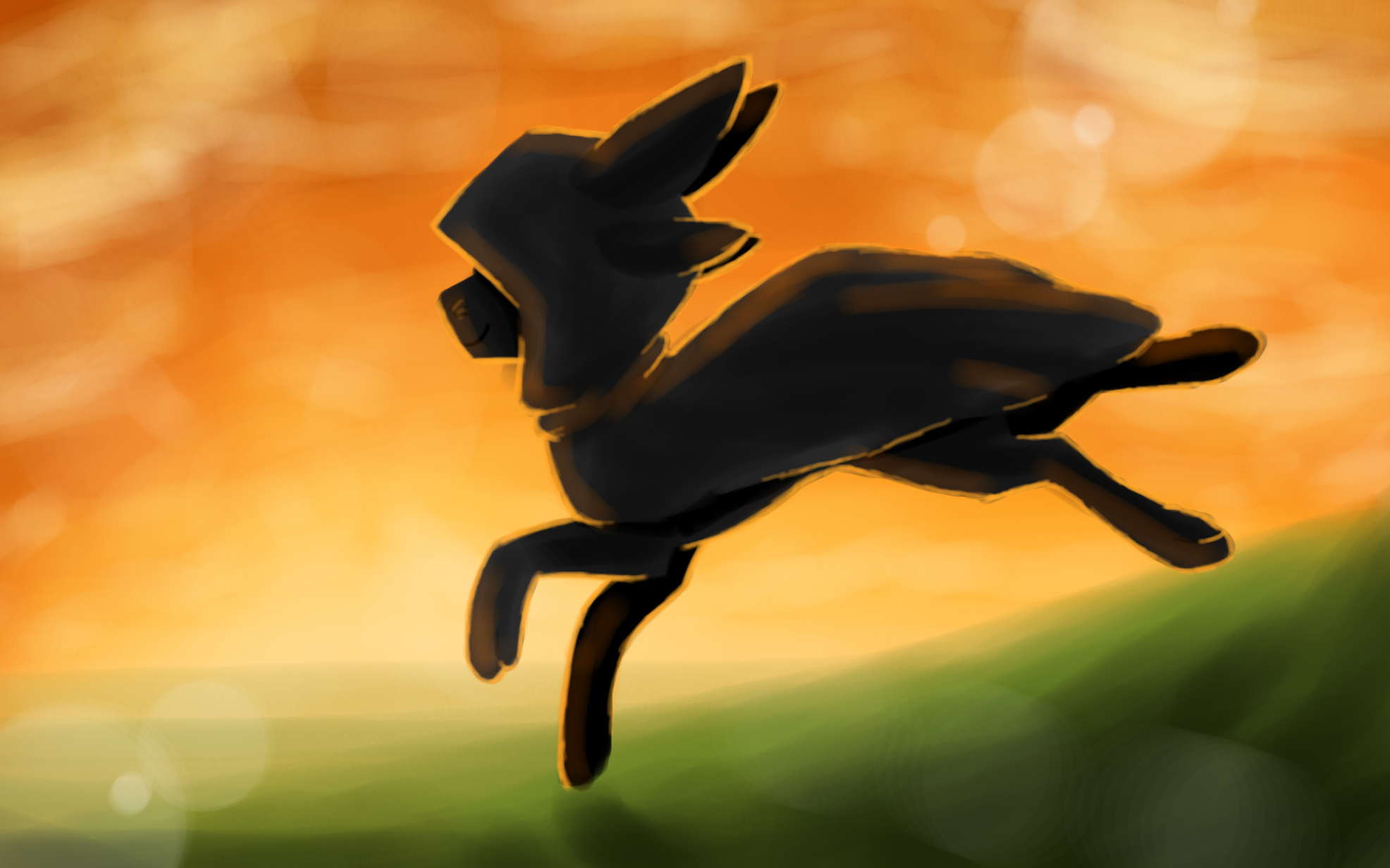 Run by the Sun by CoffeeAddictedDragon