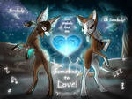 Darlings Duet: Heartbond Finale (EVOLOONS) by CoffeeAddictedDragon