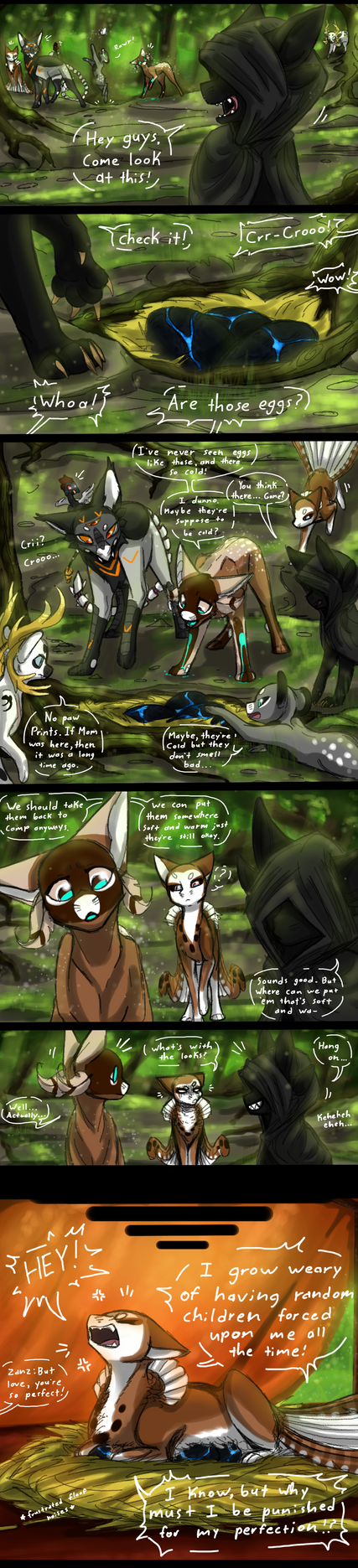 Summer Event 2: Part 3 by CoffeeAddictedDragon