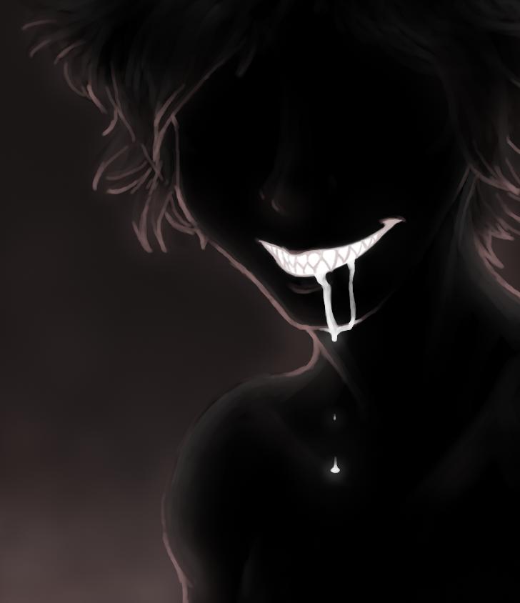 Darkwater (Eyeless Version) by CoffeeAddictedDragon