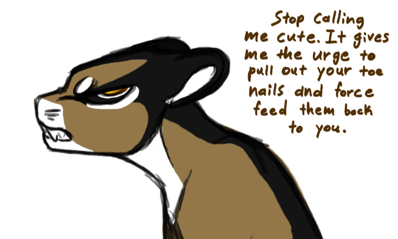 Ammit's PSA (EVOLOONS) by CoffeeAddictedDragon