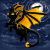 PIXEL: Flare is Airborn (EVOLOONS) by CoffeeAddictedDragon