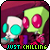 Free Zim and Gir icon by SuperTuffPinkPuff