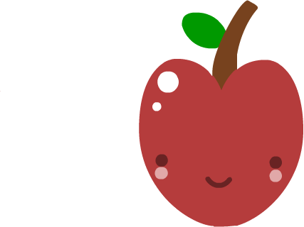 Cute apple pictures