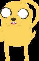 Jake The Dog by SuperTuffPinkPuff