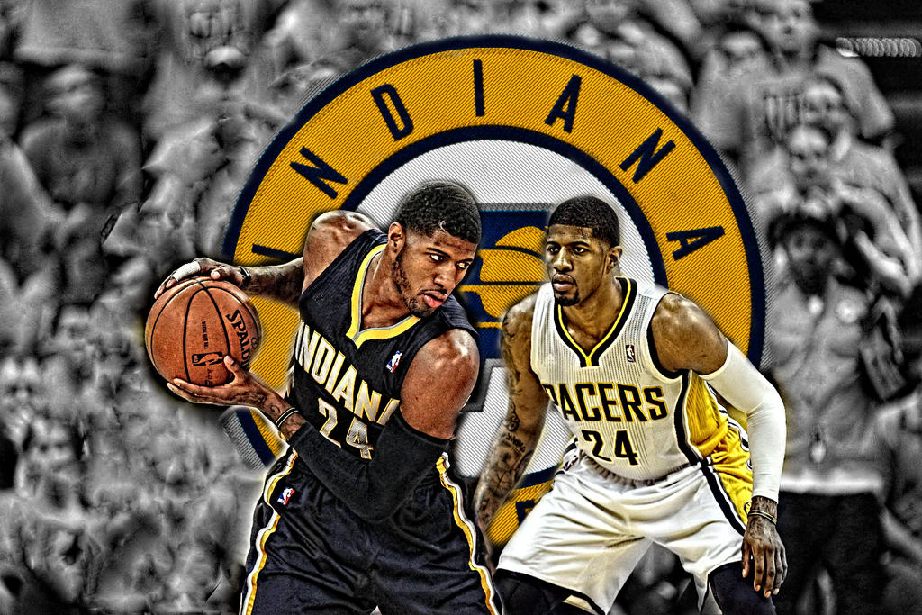 Paul george wallpaper by tommyven on deviantart paul george wallpaper by tommyven voltagebd Image collections