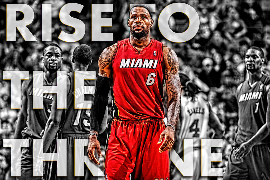 LeBron James Wallpaper By Tommyven