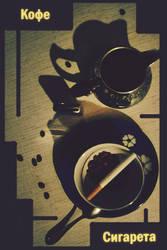 Coffee, Cigarette