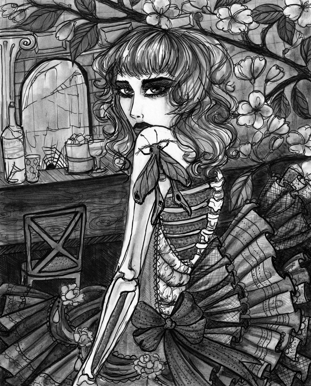 Nicole Dollanganger Fanart For Heart Shaped Bed By Starsinmyteacup On Deviantart