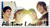 All Time Low Stamp by KittyKit27
