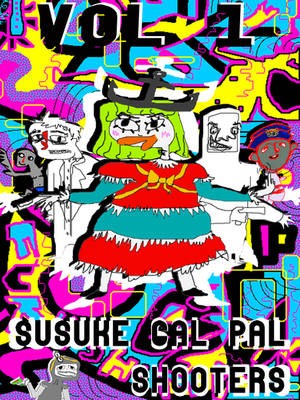 Susuke Gal Pal Shooters Cover by Joseph-fm