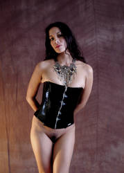 black corset by samo19