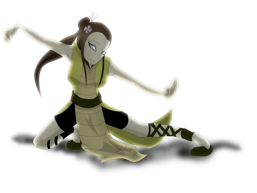 Snake style by jojorules911Kung Fu Panda Viper Human