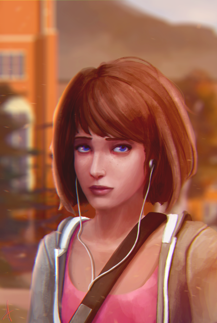 Max Caulfield (Life is Strange) by AndPCH