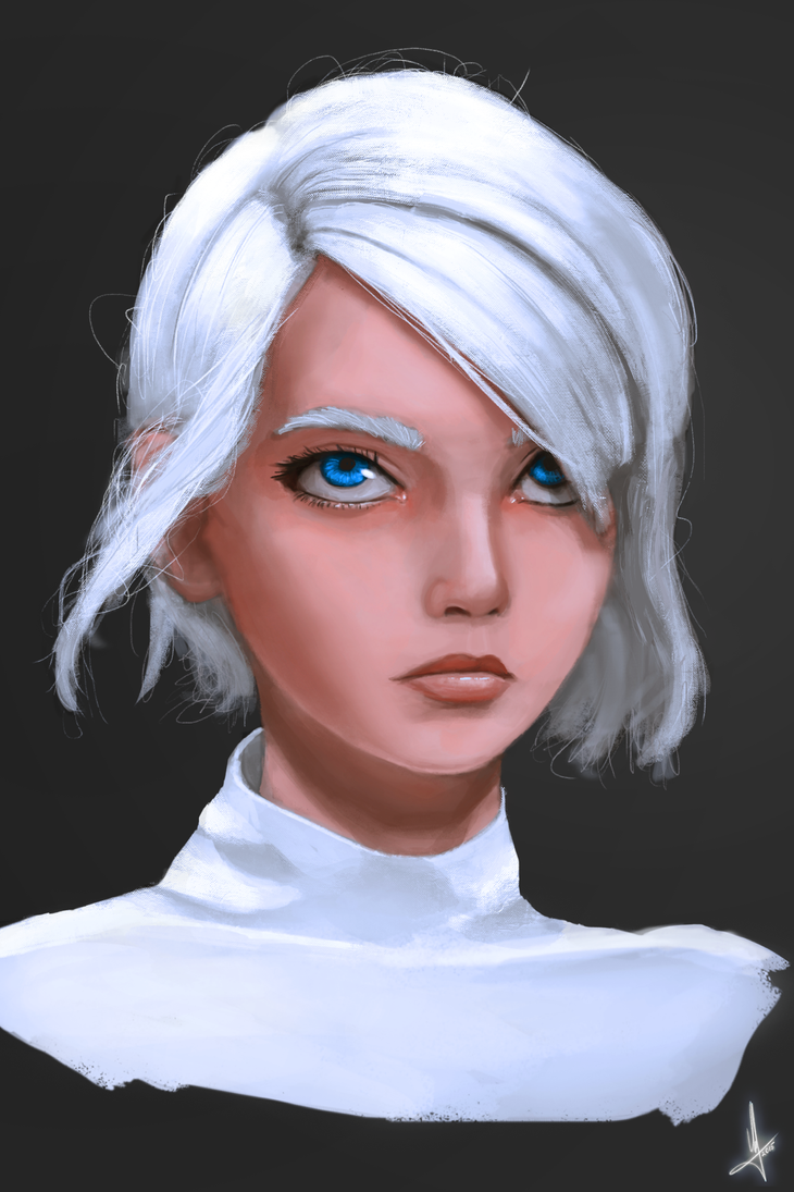 Face Practice 1 by AndPCH