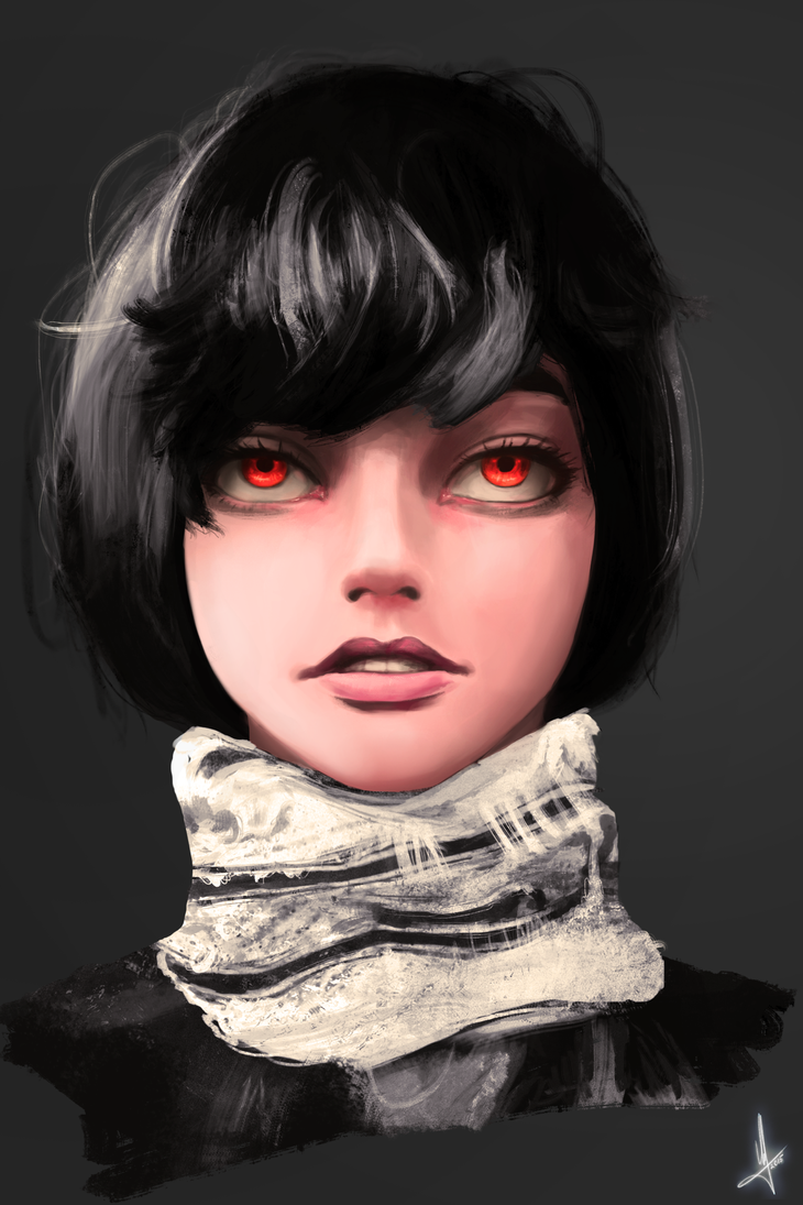 Face Practice 2 by AndPCH