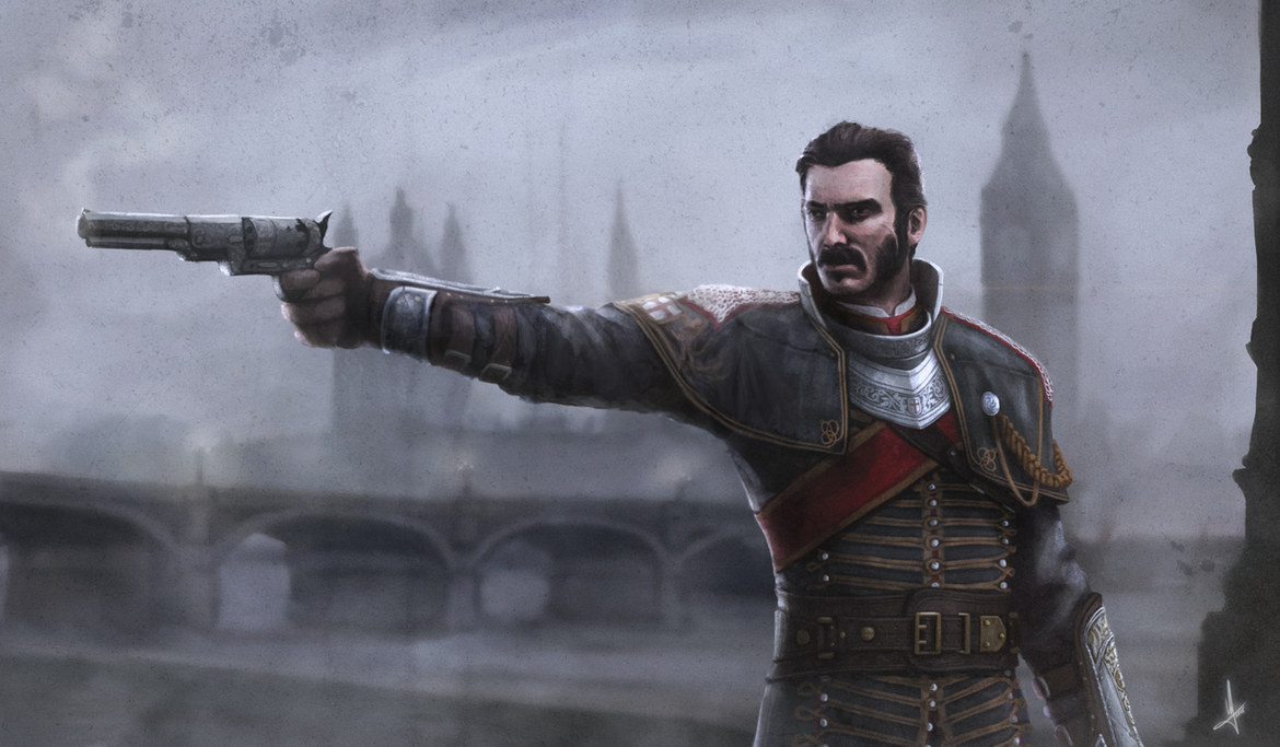 Galahad (Order 1886) by AndPCH