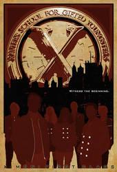 'X-Men: First Class' Poster - 'Witness'